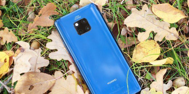 Huawei Mate 20 Pro: videorecenze