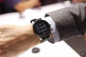LG Watch W7 jsou nové hybridní hodinky s wearOS