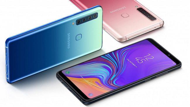 Samsung Galaxy A9 byl představen ve třech barevných variantách. Na českém trhu se objeví pouze dvě.