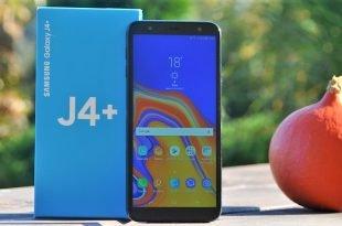 Samsung Galaxy J4+ recenze