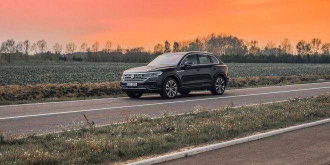 Test Volkswagen Touareg: off-road z budoucnosti