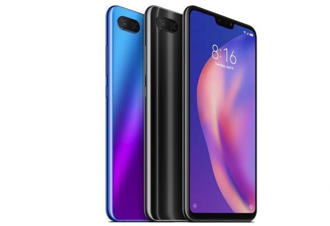 Xiaomi Mi 8 Lite se u nás bude prodávat ve dvou barvách