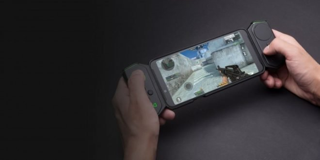 Black Shark Helo: pokračovatel herního smartphonu dostal 10 GB RAM a AMOLED displej