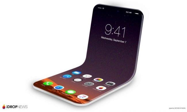 Koncept ohebného iPhone z minulého týdne by v následujících letech mohl nabrat reálnou podobu