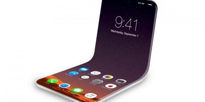 Takto má fungovat ohebný iPhone, ukazuje patent Applu