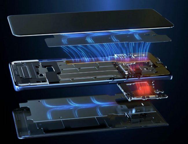 Huawei Mate 20X nabízí pokročilou technologii chlazení