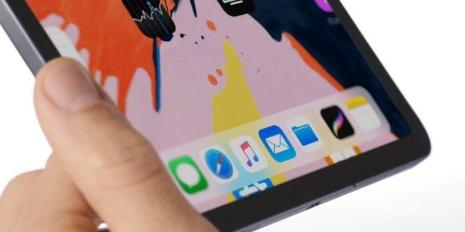 iPad Pro se ohne jako papír. Dejte si pozor, ať jej nerozsednete