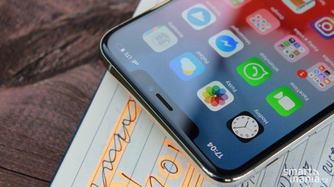 iphone ios stavové ikonky