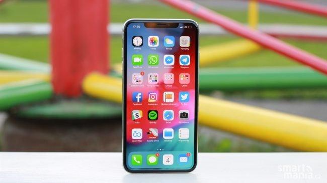 iPhone Xs Max recenze