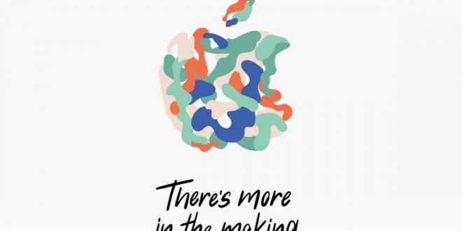 Apple ohlásil datum příští keynote. Představí na ní nové iPady Pro a MacBook