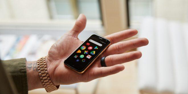 Značka Palm vstává zmrtvých. Prvotinou je minitelefon s3,3″ displejem
