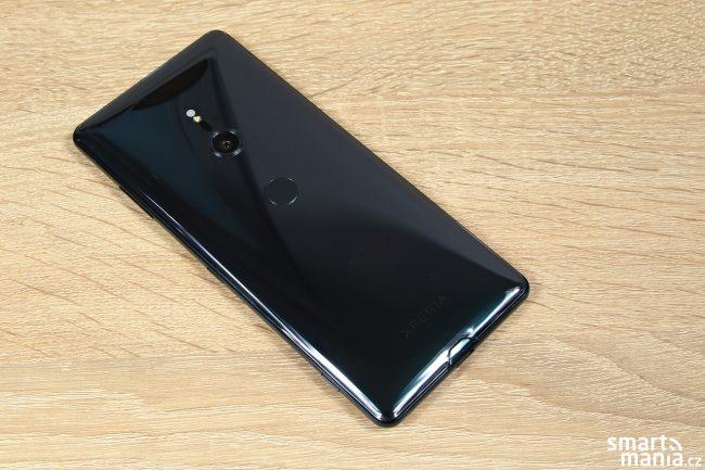 Sony Xperia XZ3 recenze
