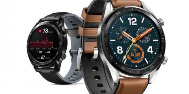 Huawei Watch GT: známe českou cenu a dostupnost