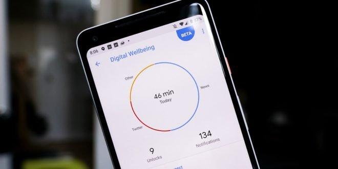 Nástroj od Googlu pro měření stráveného času na telefonu je dostupný pro Pixely a Android One