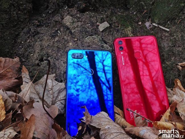 Xiaomi Mi 8 v dnešním fotoduelu porazil Honor 8X