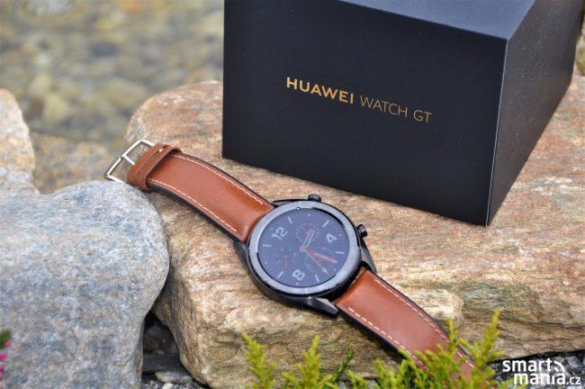 Huawei Watch GT recenze