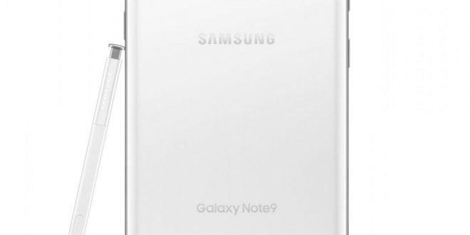 Bílý Galaxy Note 9 realitou. Ve světě se začne prodávat už tento týden