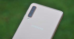 Recenze Samsung Galaxy A7 (2018): stylový fotomobil