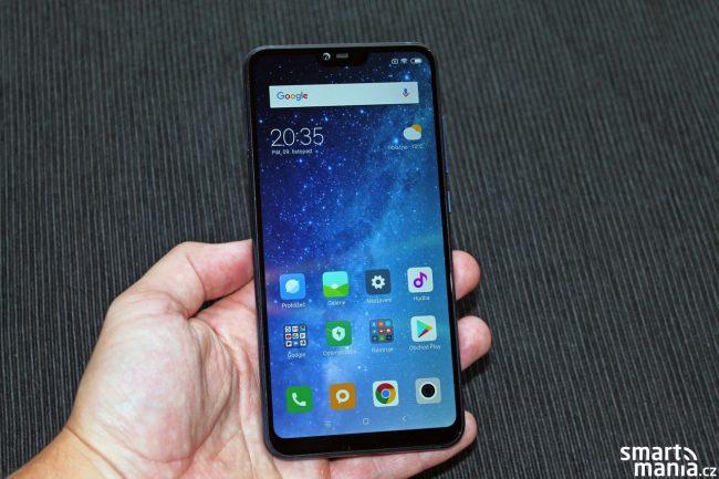 Xiaomi Mi 8 Lite recenze