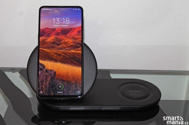 Xiaomi Mi Mix 3 je možné dobíjet bezdrátově