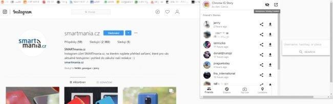 Instagram Stories anonymně Příběhy