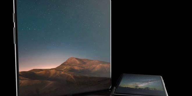 Samsung Galaxy F na fanouškovském videu: bude první ohebný telefon vypadat takto?