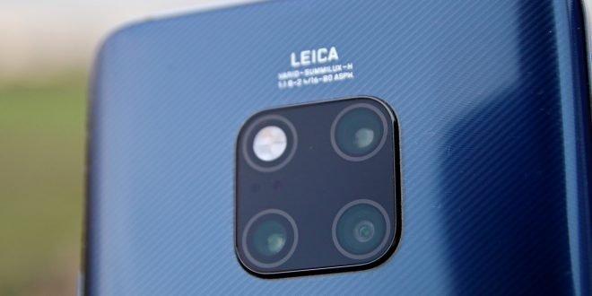Uniká specifikace fotočipu Sony IMX607. Má se stát základem fotoaparátu Huawei P30 Pro
