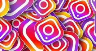 Instagram (autor: Luke van Zyl)