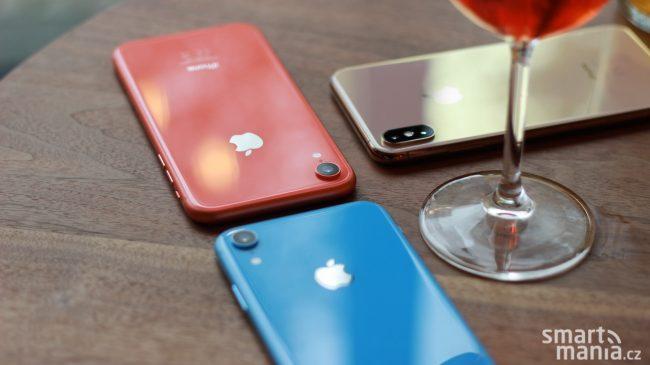 recenze iPhone Xr