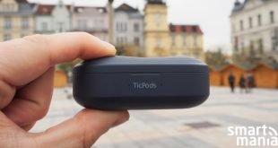 Recenze sluchátek TicPods Free: skutečný zabiják Apple AirPods?