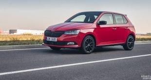 Test Škoda Fabia: jak je na tom s technologiemi?