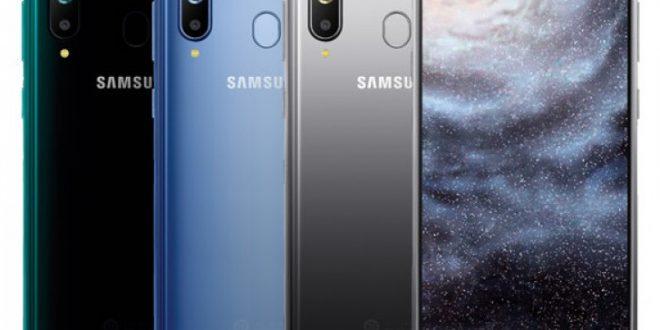 """Samsung Galaxy A8s s """"dírou"""" v displeji oficiálně představen"""