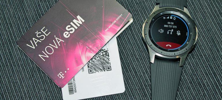 Samsung Galaxy Watch LTE eSIM