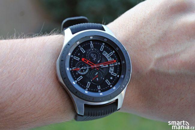 Samsung Galaxy Watch LTE s podporou eSIM