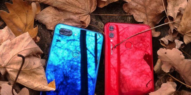 Souboj: Honor 8X vs. Xiaomi Mi 8 Lite