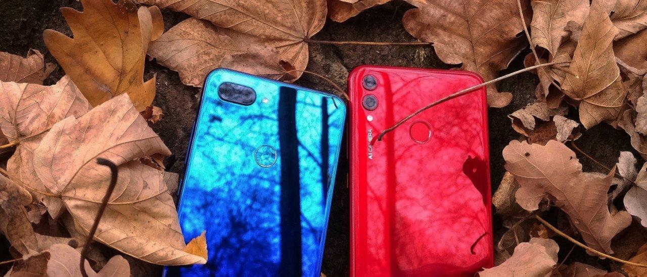 Clash: Honor 8X vs  Xiaomi Mi 8 Lite