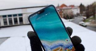 Nokia 7.1 recenze: výřez je zkrátka v kurzu