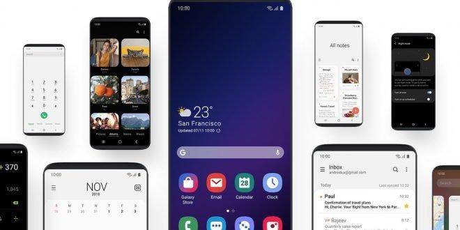 Samsung zveřejnil první video s One UI. Podívejte se na české screenshoty