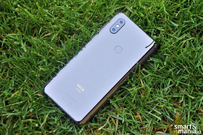 Xiaomi Mi Mix 3 recenze