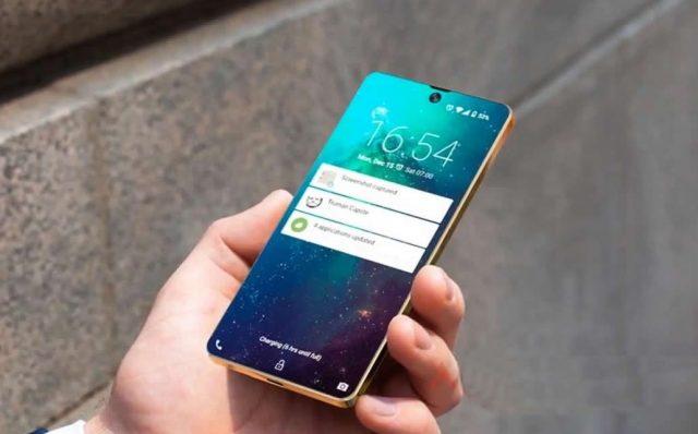 Takto by měl vypadat chystaný Samsung A50