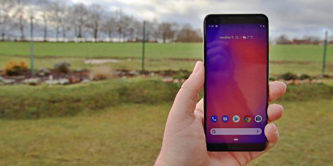 Google Pixel 3 recenze: výkladní skříň Androidu
