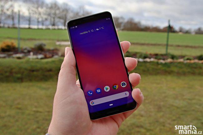 Google Pixel 3 recenze