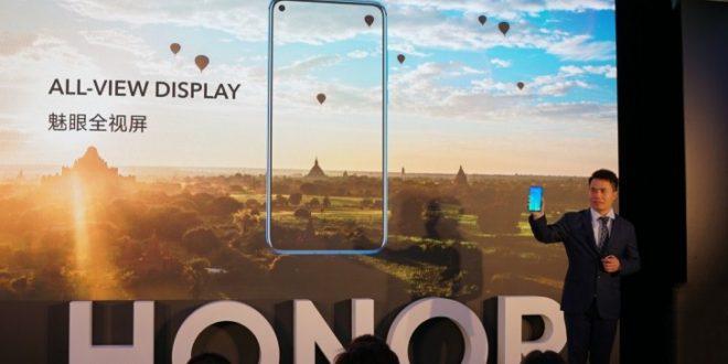 Honor View 20 dostane 48Mpx fotoaparát, čipset Kirin 980 a díru do displeje