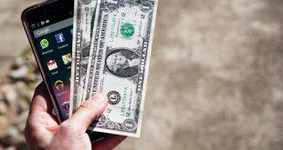 money peníze aplikace předplatné