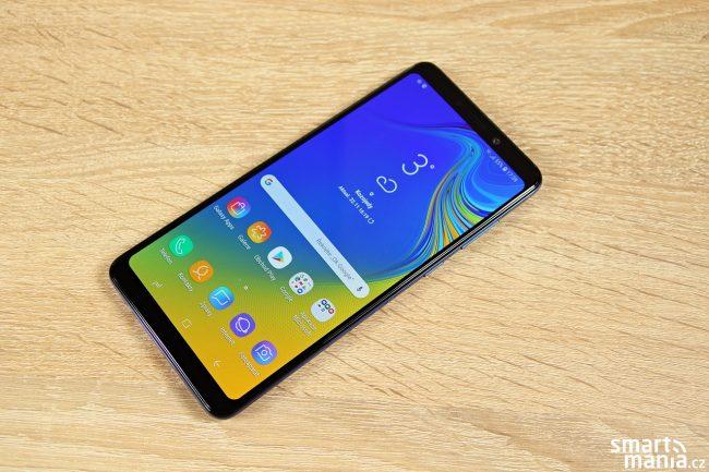 Samsung Galaxy A9 recenze