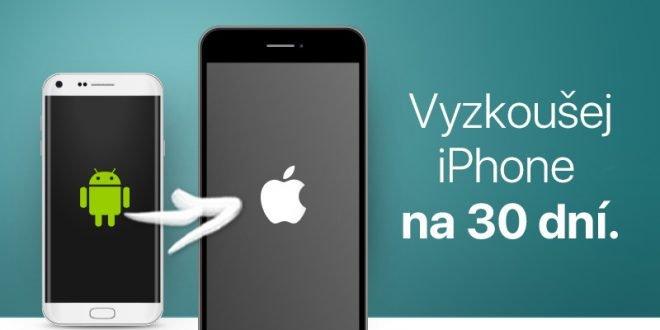 Přemýšlíš o novém telefonu? Zkus iPhone 6s na 30 dnů!