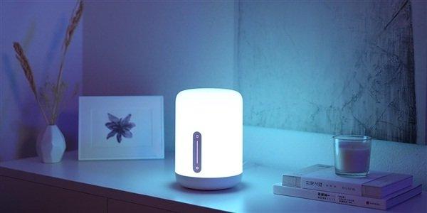 Xiaomi Mijia Bedside Lamp 2: chytré světlo na váš noční stolek