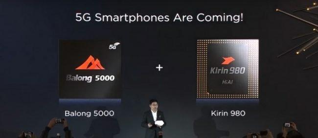 Na letošním MWC v Barceloně se můžeme těšit na první 5G smartphony od Huawei