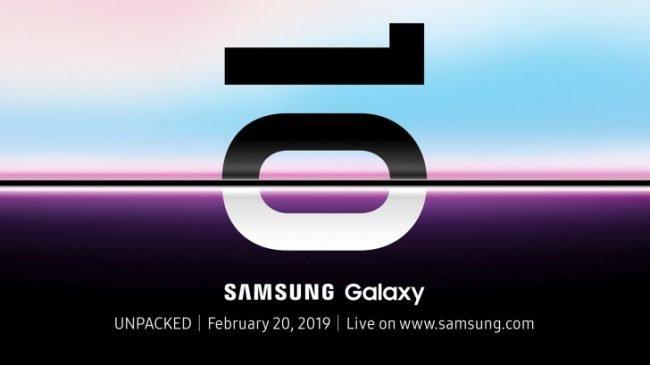 Samsung před několika okamžiky oficiálně potvrdil termín konání dalšího Unpacked eventu