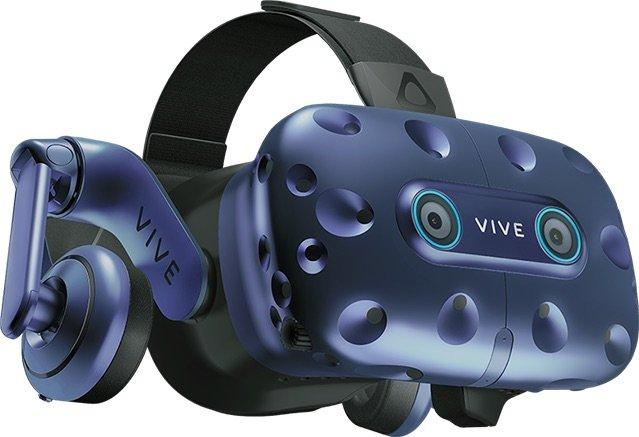 Nové VR HTC Vive Pro Eye